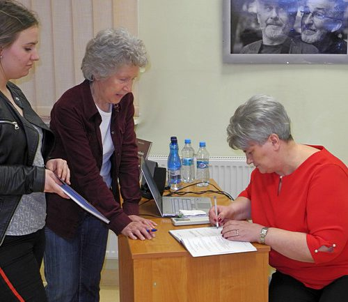 Spotkanie z Mariolą Kruk, autorką książki