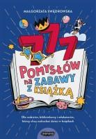 Okładka książki: 777 pomysłów na zabawy z książką