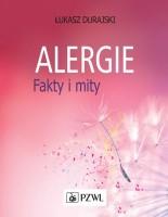 Okładka książki Alergie : fakty i mity