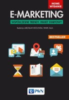 Okładka książki: E-marketing : współczesne trendy : pakiet startowy.