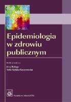 Okładka książki: Epidemiologia w zdrowiu publicznym