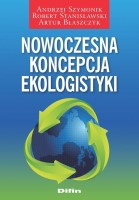 Okładka książki: Nowoczesna koncepcja ekologistyki