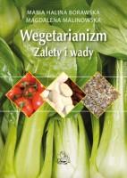 Okladka książki Wegetarianizm : zalety i wady