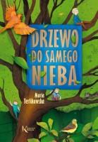 """Okładka książki """"Drzewo do samego nieba"""""""