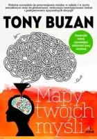 """Okładka książki """"Mapy twoich myśli : mindmapping, czyli Notowanie interaktywne"""""""