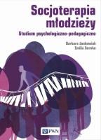 """Okładka książki """"Socjoterapia młodzieży"""""""